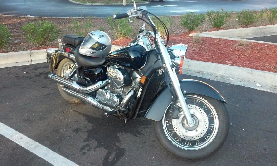 honda shadow aero motorcycles for sale in jacksonville florida. Black Bedroom Furniture Sets. Home Design Ideas
