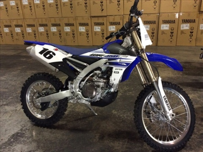 yamaha wr motorcycles for sale in sublimity oregon