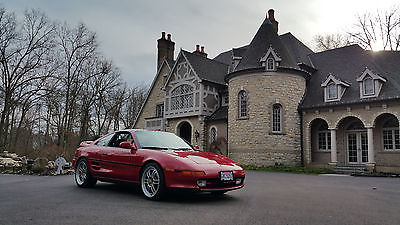 1991 Toyota MR2 Turbo 1991 Toyota MR2 Turbo *LOW MILES ~ ACCIDENT FREE ~ 2 OWNER*