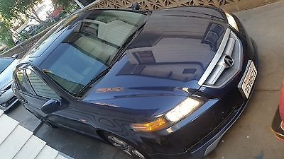 2004 Acura TL A SPEC / NAVIGATION & TECH PACKAGE 2004 ACURA TL WITH A-SPEC & NAVIGATION PKGS- BLUE ABYSS PEARL -TYPE S INTERIOR