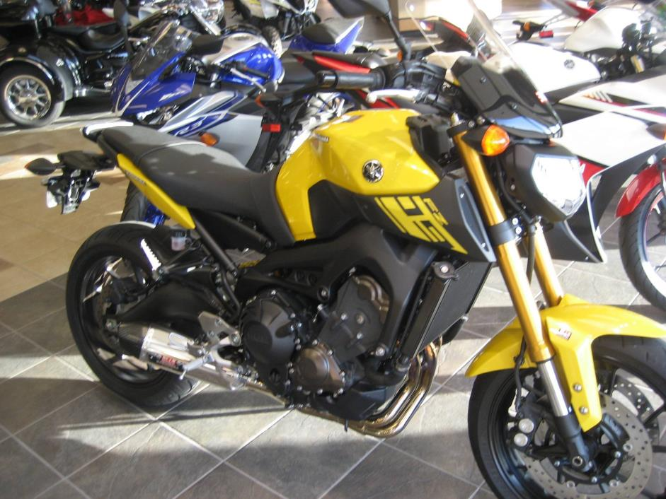 yamaha fz 09 motorcycles for sale in shawnee oklahoma. Black Bedroom Furniture Sets. Home Design Ideas