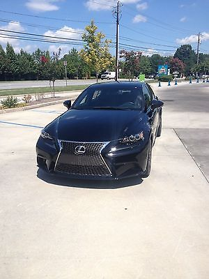 2014 Lexus IS F SPORT 2014 LEXUS IS350 F SPORT