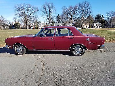 1969 Ford Falcon Futura 1969 Ford Falcon Futura