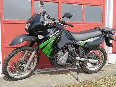 2010 Kawasaki KLR  2010 Kawasaki KLR 650 motorcycle,dual sport,enduro,on/off road
