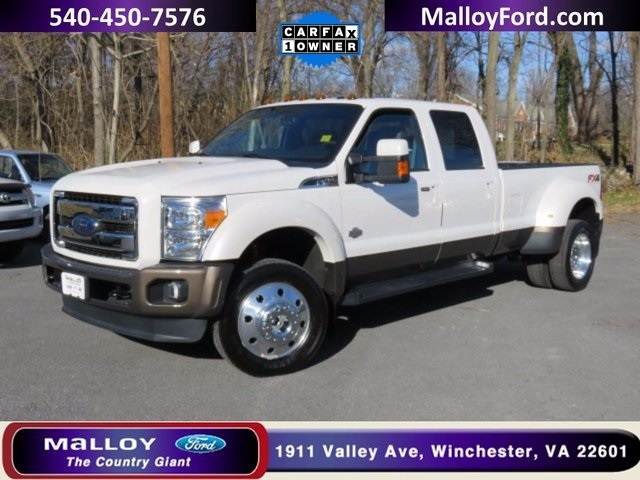 2016 Ford F-450sd  Pickup Truck