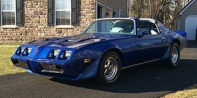 1979 Pontiac Firebird  1979 Pontiac Firebird