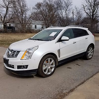 2013 Cadillac SRX Performance 2013 Cadillac SRX Performance Collection (Parts Only)