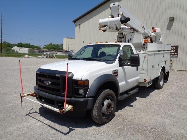 2010 Ford F550 Bucket Truck - Boom Truck