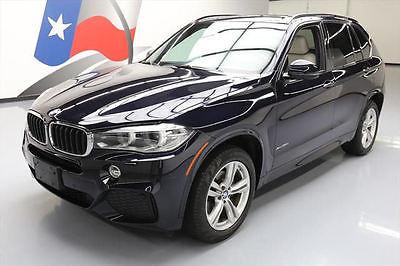 2015 BMW X5 xDrive35d Sport Utility 4-Door 2015 BMW X5 XDRIVE35D DIESEL AWD M SPORT LINE PANO NAV #J98020 Texas Direct Auto