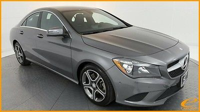 2014 Mercedes-Benz CLA-Class CLA250 | P1 | NAV | AUTO PARK | SAT RADIO | HTD ST 2014 Mercedes-Benz CLA-Class, Mountain Gray Metallic with 46,302 Miles available