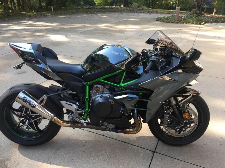 Kawasaki Ninja motorcycles for sale in Cedar Rapids, Iowa