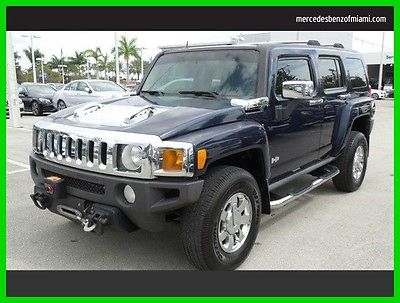 2008 Hummer H3 SUV Luxury 2008 SUV Luxury Used 3.7L I5 20V Automatic Four Wheel Drive OnStar
