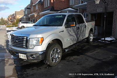Ford: F-150 XTR 2012 Ford F-150, XLT XTR, 3.5L EcoBoost