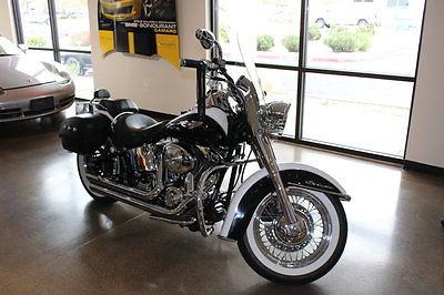 2006 Harley-Davidson Softail  2006 Harley-Davidson FLSTN Softail Deluxe