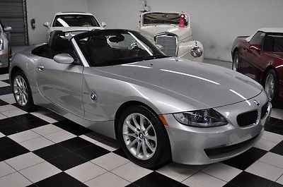 2007 BMW Z4 Roadster 3.0i Convertible ONLY 43K MILES - FLORIDA AMAZING CONDITION - LOW MILES - NICEST COLOR - NEW TIRES -FLORIDA SALT/RUST FREE