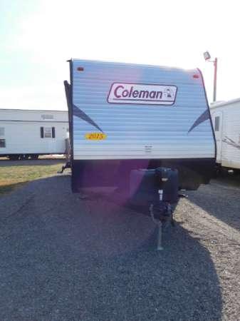 2015 Coleman RV 270RLS