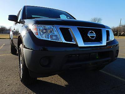 2016 Nissan Frontier S Extended Cab Pickup 4-Door 2016 Nissan Frontier S Extended Cab Pickup 4-Door 2.5L