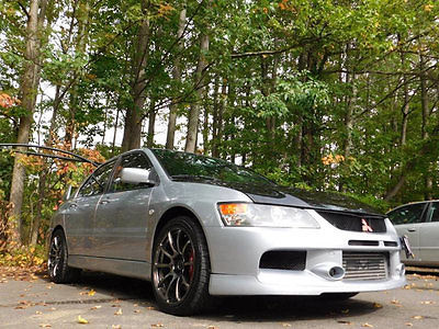 2006 Mitsubishi Lancer 4dr Sedan Evolution IX Manual 2006 Mitsubishi Lancer