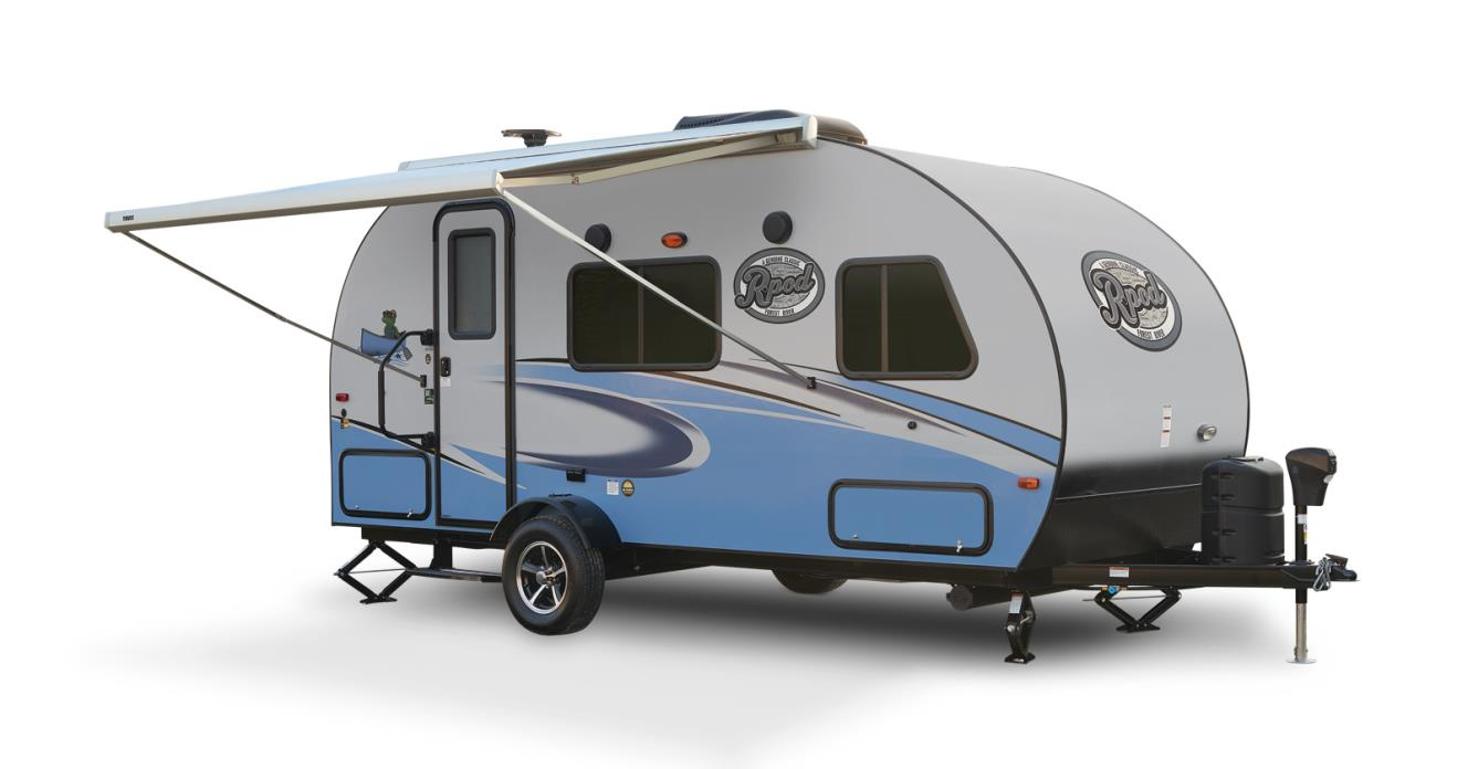 2017 Forest River R-pod RP-171
