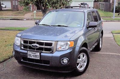 2011 Ford Escape XLT Sport Utility 4-Door Very Clean, Low Miles, Heated Leather Seats, Satellite Radio