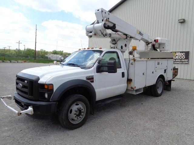 2009 Ford F550 Bucket Truck - Boom Truck
