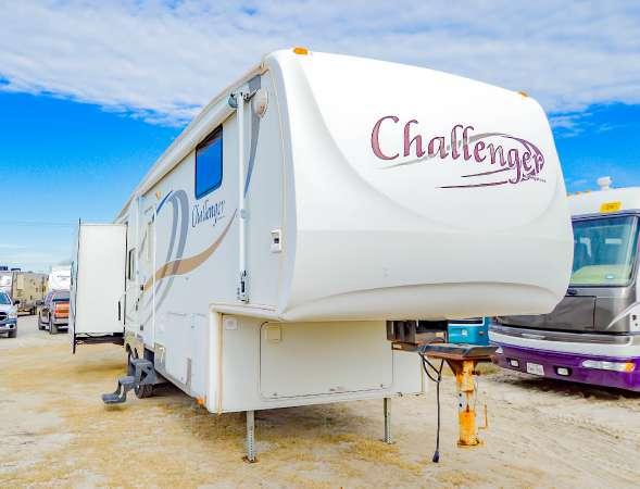2007  Challenger by Keystone  29TRL