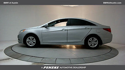 2011 Hyundai Sonata 4dr Sedan 2.0L Automatic Ltd 4DR SDN 2.4L GLS AT Low Miles Sedan Gasoline 2.4L 4 Cyl SILVER