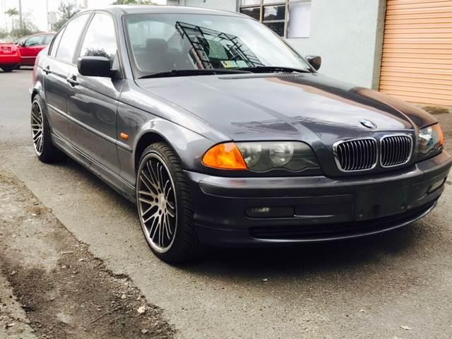 2001 BMW 3 Series 325xi AWD 4dr Sedan