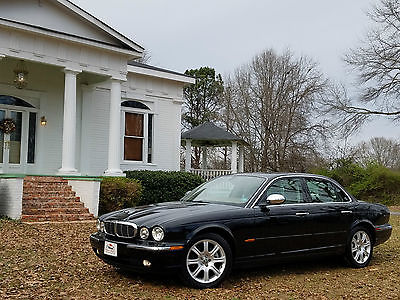 2004 Jaguar XJ VANDEN PLAS XJ8 1 OWNER NO ACCIDENTS NAV WRNTY INC VANDEN PLAS XJ8 1 OWNER NO ACCIDENTS NAV WRNTY INC WOW LIKE 2005 2006 2007 2008