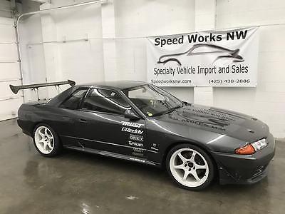 1991 Nissan GT-R GTR 28k MILE R32 SKYLINE GTR