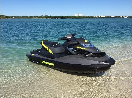 2015 Sea Doo GTX 260 IS Limited
