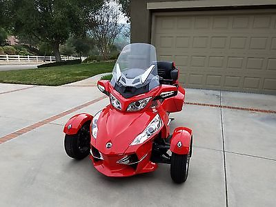 2012 Can-Am Touring  2012 CAN-AM SPYDER RT-S SE5 For Sale