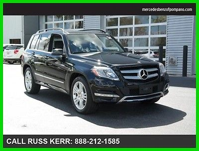 2014 Mercedes-Benz GLK-Class GLK350 2014 GLK350 Used Certified 3.5L V6 24V Automatic All Wheel Drive SUV Premium