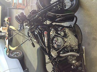 1947 Harley-Davidson Touring  motorcycle
