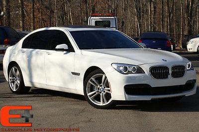 2013 BMW 7-Series 740Li M Sport Sedan 2013 BMW 7 Series