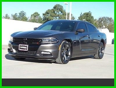 2015 Dodge Charger Road/Track 2015 Road/Track Used Certified 5.7L V8 16V Automatic Rear Wheel Drive Sedan