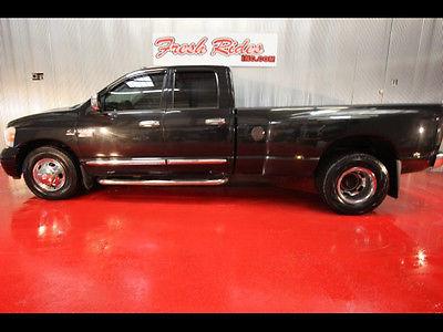 2008 Dodge Ram 3500  2008 Dodge Ram 3500 Cummins Diesel Laramie Leather Dually Automatic