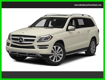 2015 Mercedes-Benz GL-Class GL450 2015 GL450 Used Certified Turbo 3L V6 24V Automatic All Wheel Drive SUV Premium