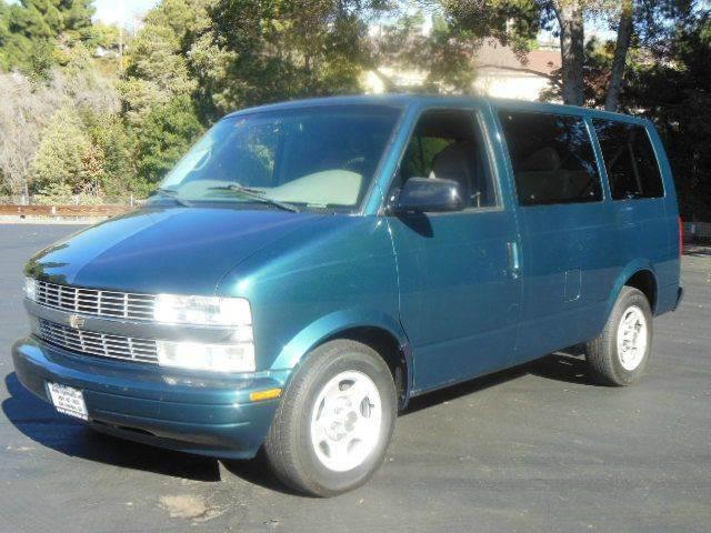 2003 Chevrolet Astro  Cargo Van