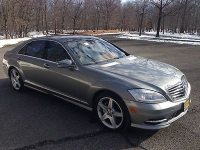 2011 Mercedes-Benz S-Class 4Matic Mercedes S550 4-Matic PRICE DROP!!