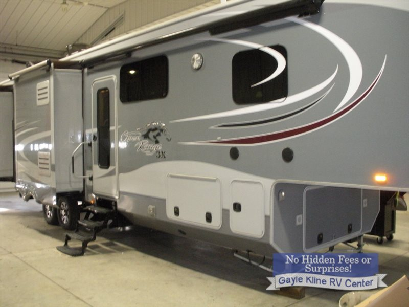 2015 Open Range Rv 3X 427BHS