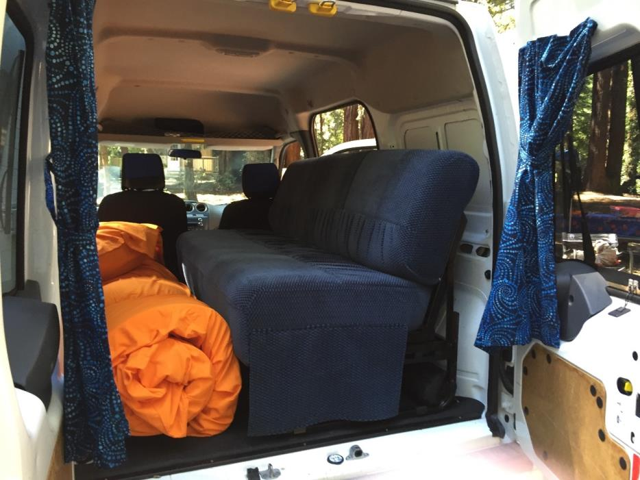 2013 Ford TRANSIT CONNECT CAMPERVAN, 2