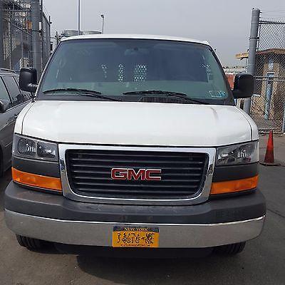 2015 GMC Savana 2015 GMC Savana 2500 Cargo Van