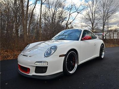 2011 Porsche 911 GT3 RS 2011 Porsche 911 GT3 RS 14,937 Miles Carrara White 3.8L 6spd Manual