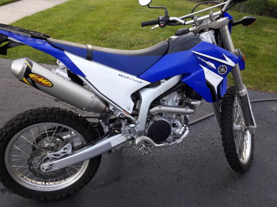 Yamaha wr250r motorcycles for sale in oswego illinois for Yamaha wr250r for sale
