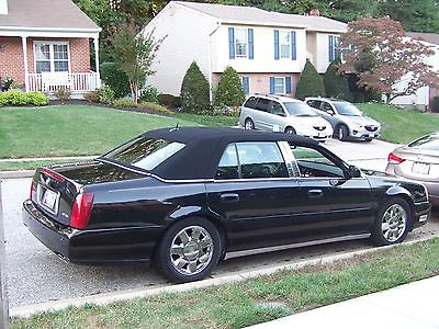 2005 Cadillac DTS leather 2005 Cadillac DTS