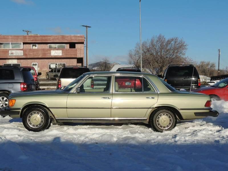 1976 Mercedes-Benz 450-SEL SEL