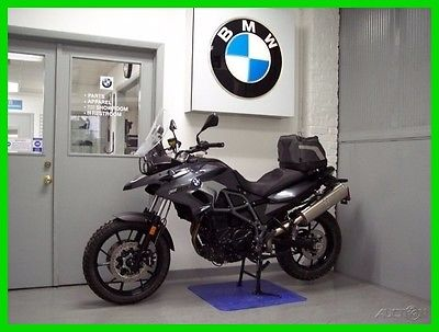 BMW F 700 GS 2016 BMW F 700 GS ABS ASC ESA Comfort Seat TPM Center Stand Tail Bag F700GS