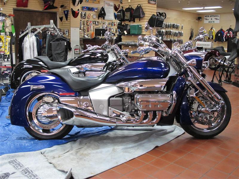 Honda Nrx1800 Rune motorcycles for sale