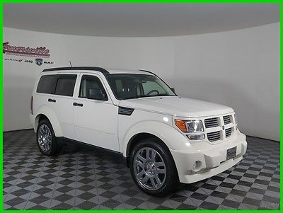 2010 Dodge Nitro SXT 4x4 V6 SUV Navigation Tow Package Bluetooth 109238 Miles 2010 Dodge Nitro SXT 4WD SUV Cloth Interior FINANCING AVAILABLE